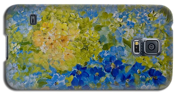 Hydrangeas Galaxy S5 Case