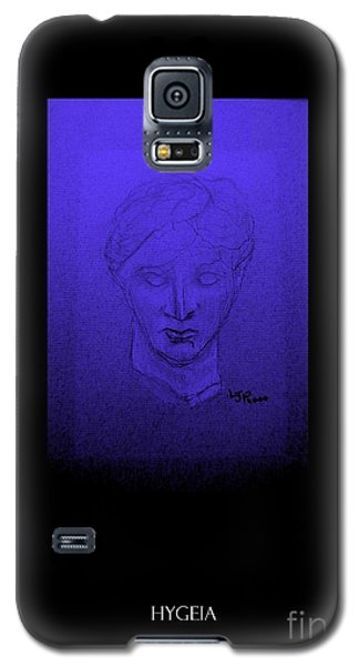 Galaxy S5 Case featuring the photograph Hygeia by Linda Prewer