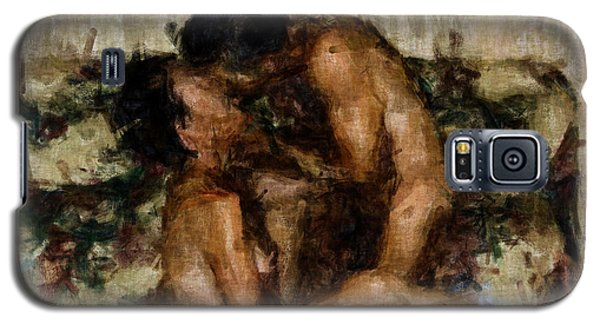 Nudes Galaxy S5 Case - I Adore You by Kurt Van Wagner
