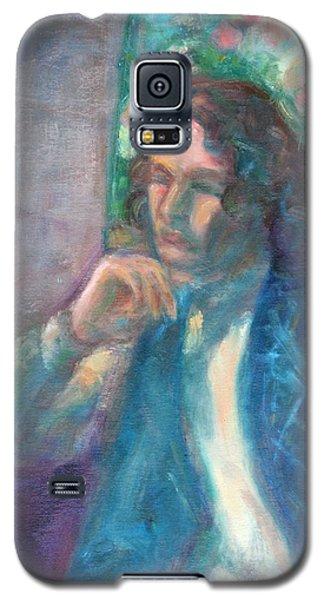 I Am Heathcliff - Original Painting  Galaxy S5 Case