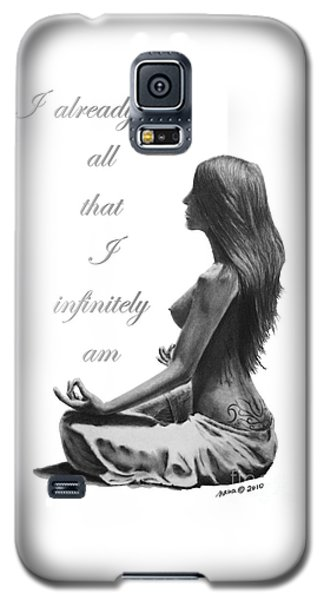 I Am Galaxy S5 Case