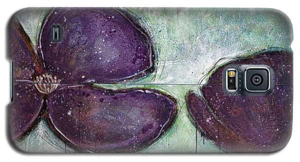 I Can See Home In Your Eyes Poppies Galaxy S5 Case