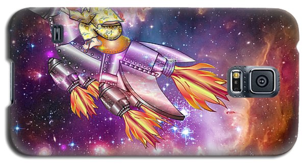 I Dream Of Rockethorse Galaxy S5 Case by Laura Brightwood