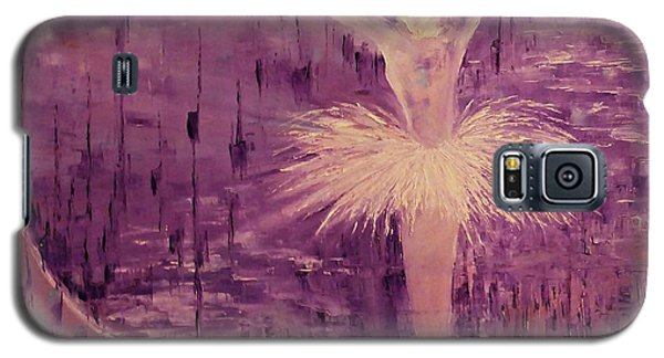 Galaxy S5 Case featuring the painting I Have A Dream by AmaS Art