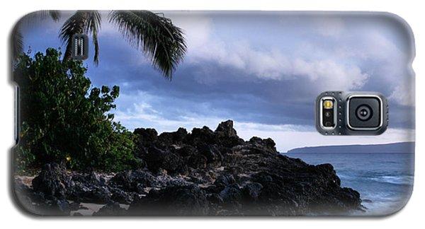 I Ke Kai Hawanawana Eia Kuu Lei Aloha - Paako Beach Maui Hawaii Galaxy S5 Case