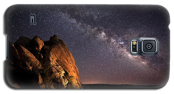 I Like This Place And Could Willingly Waste My Time In It Galaxy S5 Case by Melany Sarafis