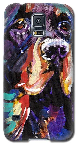 Gorgon Galaxy S5 Case - I Love Gordon by Lea S