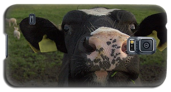 I Love Grass --said The Cow. Galaxy S5 Case