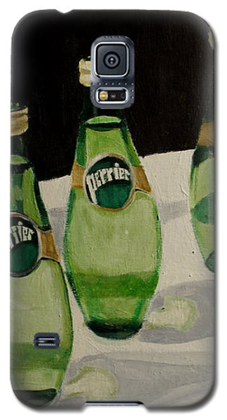 I Love Perrier - Conceptual Still Life Painting - Ai P. Nilson Galaxy S5 Case