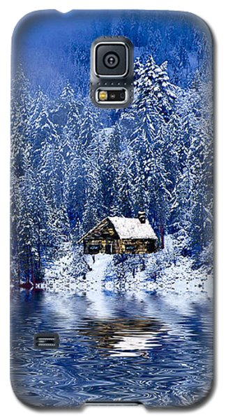 I Loved You In Winter Galaxy S5 Case
