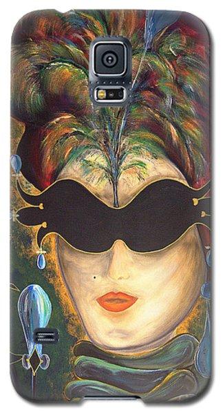 I Put A Spell On You... Galaxy S5 Case by Jolanta Anna Karolska