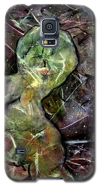 Stardust - I Sing The Body Electric Galaxy S5 Case by Jim Whalen