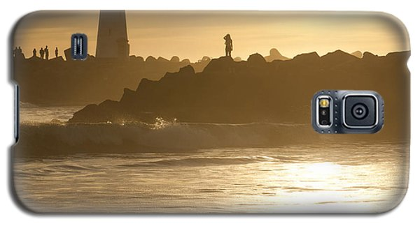 I Will Wait For You Forever Galaxy S5 Case by Artist and Photographer Laura Wrede