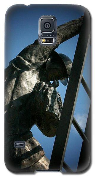 Iaff Fallen Firefighters Memorial  2 Galaxy S5 Case by Susan  McMenamin
