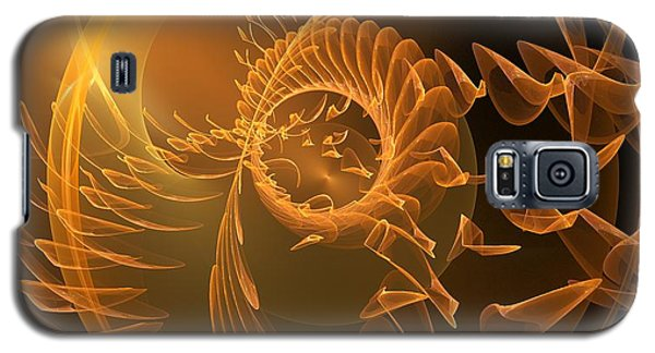 Icarus Galaxy S5 Case by Linda Whiteside