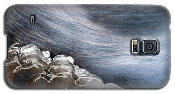 Icy Galaxy S5 Case - Ice & Water by Vito Miribung
