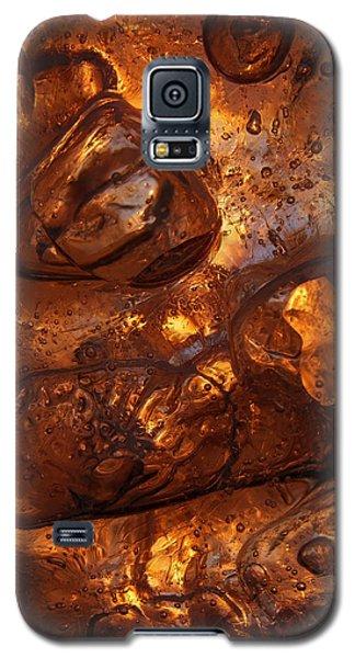Ice Chocolate Galaxy S5 Case