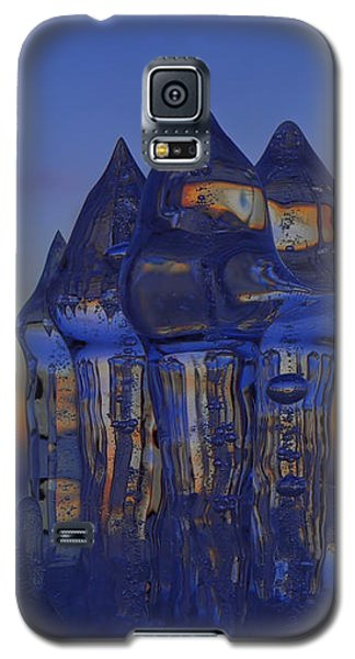 Ice City Galaxy S5 Case by Sami Tiainen