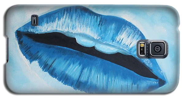 Ice Cold Lips Galaxy S5 Case by Paul Horton
