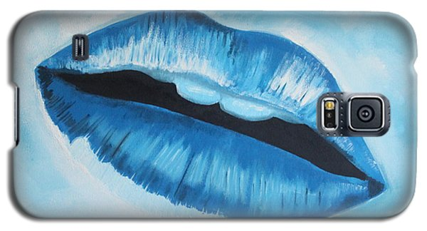 Ice Cold Lips Galaxy S5 Case