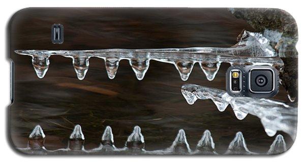 Ice Crocodiles Galaxy S5 Case by Lara Ellis