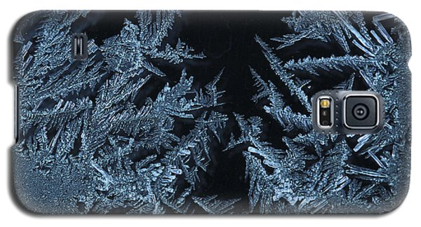 Ice Crystals Galaxy S5 Case