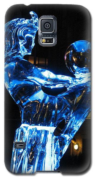 Ice Dancers Galaxy S5 Case
