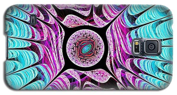 Ice Dragon Eye Galaxy S5 Case by Anastasiya Malakhova