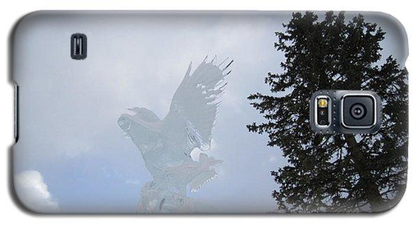 Ice Eagle Galaxy S5 Case