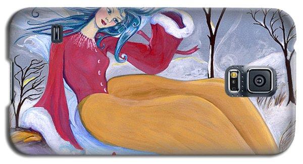Ice Fairy Galaxy S5 Case