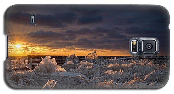 Ice Fields Galaxy S5 Case