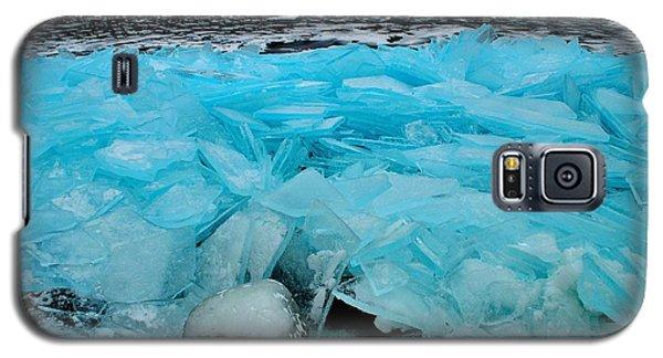 Ice Freeze # 2 - Horsey Bay - Kingston - Canada Galaxy S5 Case