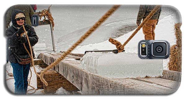 Ice Harvest Galaxy S5 Case