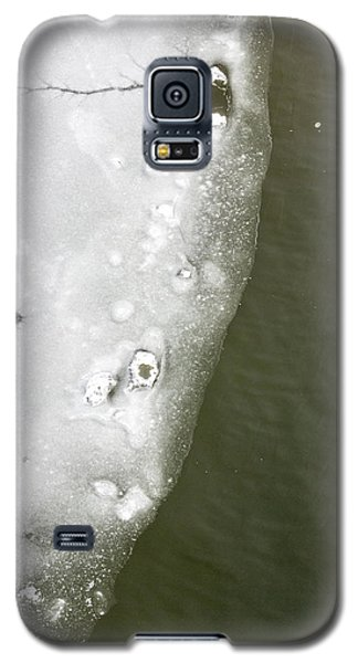 Ice In The River Galaxy S5 Case