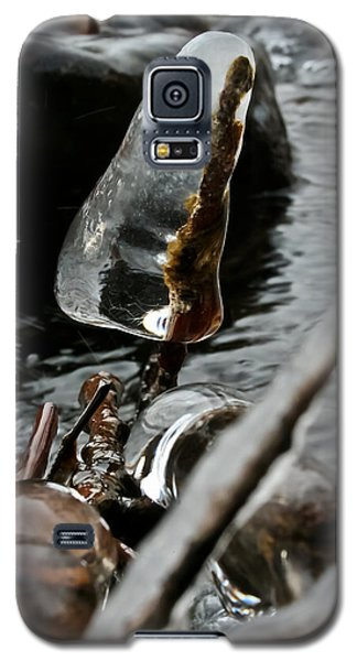 Galaxy S5 Case featuring the photograph ICE by Joel Loftus