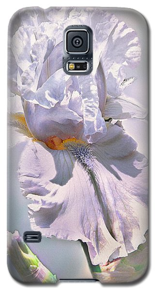 Galaxy S5 Case featuring the digital art Ice Queen by Mary Almond