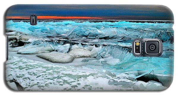 Ice Storm # 14 - Kingston - Canada Galaxy S5 Case