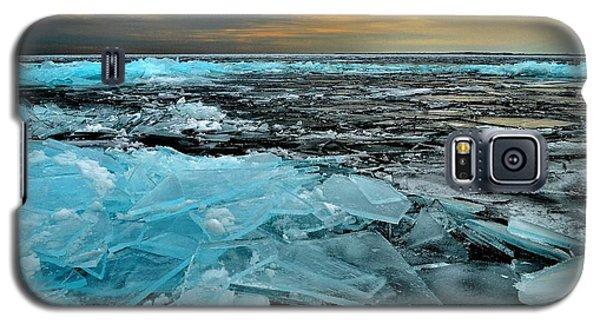 Ice Storm # 6 - Battery Bay - Kingston - Canada Galaxy S5 Case