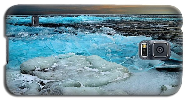Frozen Beauty In Extreme Galaxy S5 Case