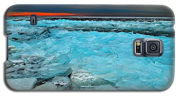 Ice Storm #5 - Kingston - Canada Galaxy S5 Case