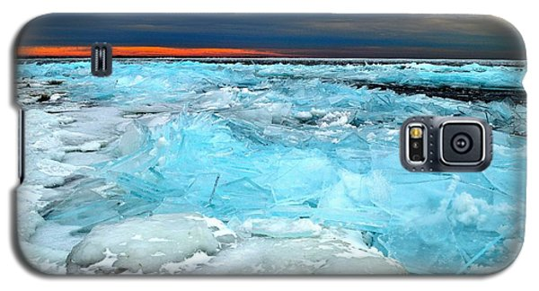 Ice Storm # 9 - Kingston - Canada Galaxy S5 Case
