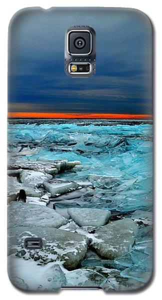 Ice Storm # 7 - Battery Bay - Kingston - Canada Galaxy S5 Case
