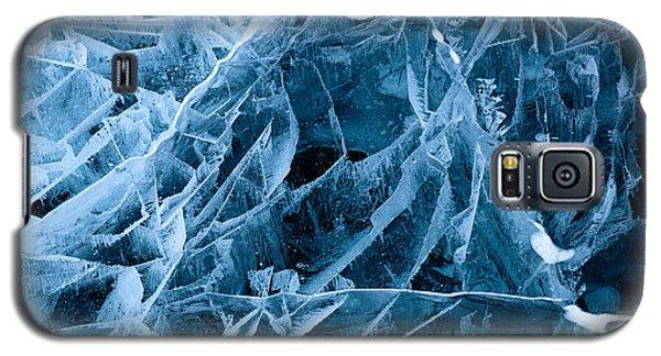 Ice Triangle Galaxy S5 Case