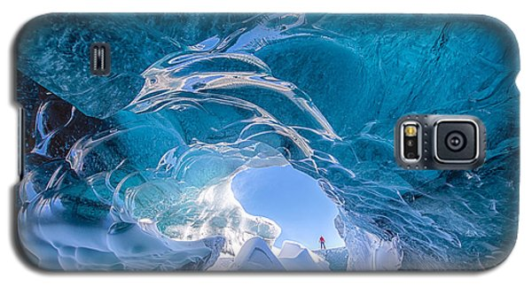 Ice Vortex Galaxy S5 Case