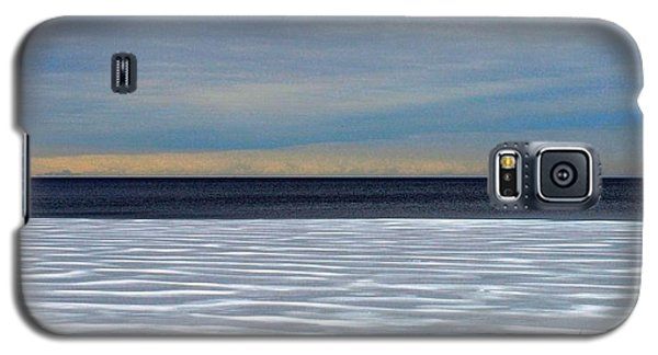 Ice Wind - Pattern - Canada Galaxy S5 Case