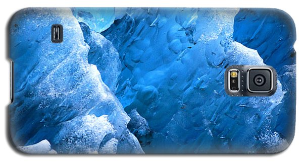 Galaxy S5 Case featuring the photograph Iceberg Blues by Cynthia Lagoudakis