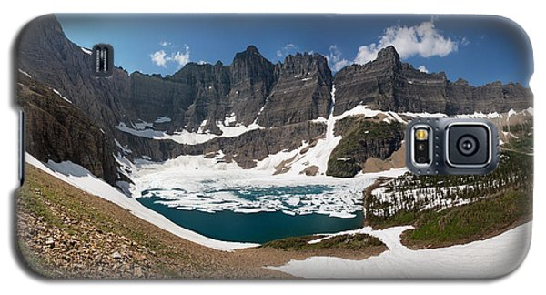 Iceberg Lake Galaxy S5 Case by Aaron Aldrich