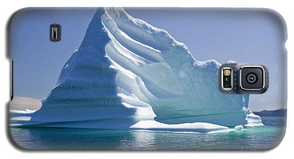 Iceberg Galaxy S5 Case by Liz Leyden