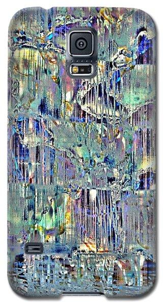 Galaxy S5 Case featuring the digital art Icebreaker-no1 by Darla Wood