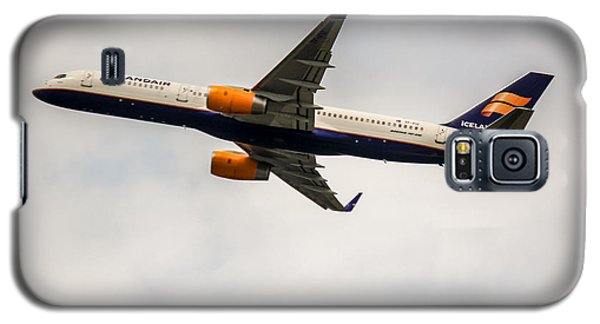 Icelandair Boeing 757 Galaxy S5 Case